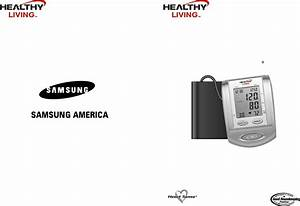 Samsung Blood Pressure Monitor Bd