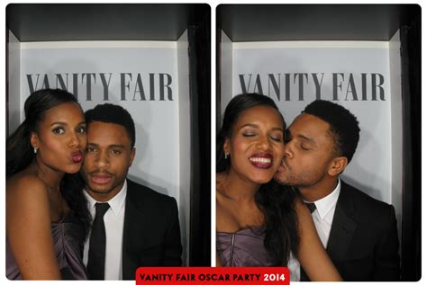 Vanity Husband by Kerry Washington Gets A From Hubby At The Vanity