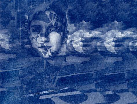 cyanotype research photo  portfolio rosanna wong