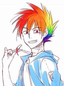 Rainbow Dash Anime Boy | www.pixshark.com - Images ...