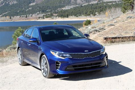 2016 Kia Optima Review  Autoguidecom News