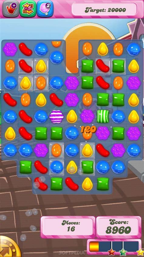 candy crush saga    windows  laptop