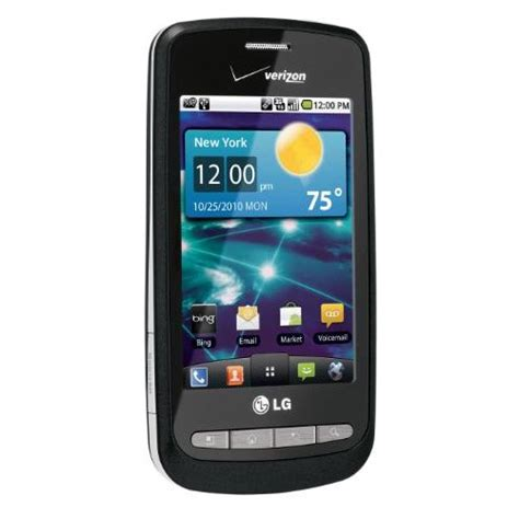 lg android lg vortex android phone announced mobile venue