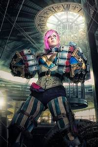 Vi Cosplay – League of Legends Cosplay   Cosplay ...