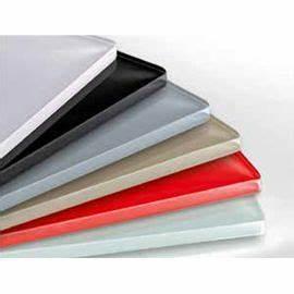 Panneau étanche Salle De Bain : panneau de r novation fond de douche d cocolor taupe ~ Premium-room.com Idées de Décoration