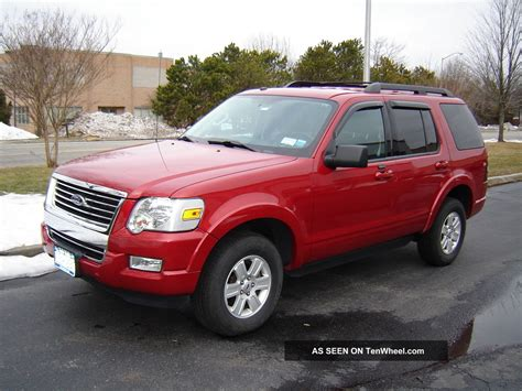 ford explorer owners manual    ford