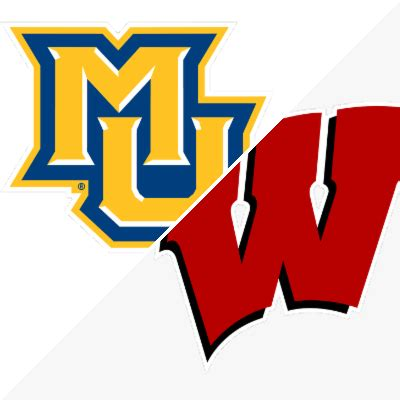 marquette  wisconsin game summary december