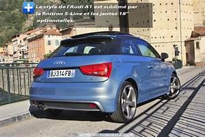 Audi A1 Tfsi 185 : audi a1 185 essai audi a1 tfsi 185 ch s tronic ambition 2011 l 39 argus essai audi a1 185 ch ~ Melissatoandfro.com Idées de Décoration
