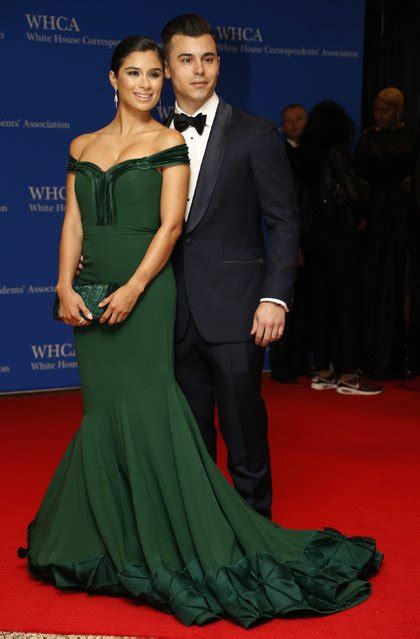 diane guerrero white house red carpet to the white house correspondents dinner