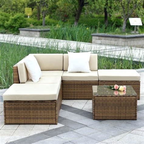 Outdoor Seating Sale by Outdoor Sectional Seating Large Size Of Patio Wicker