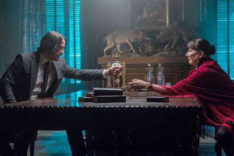 Review New John Wick Movie Does What John Wick Movies Do