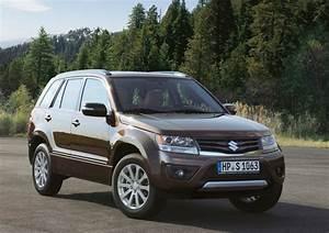 New Suzuki Grand Vitara 2013 Review