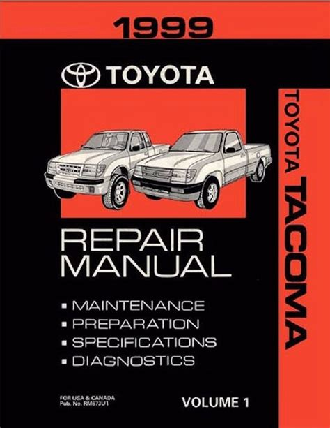 how to download repair manuals 1999 toyota tacoma xtra windshield wipe control 1999 toyota tacoma oem repair manual rm673u