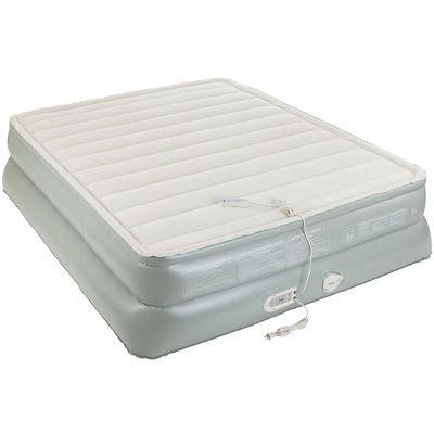 jcpenney air mattress aerobed 174 premier 3 layer high air mattress