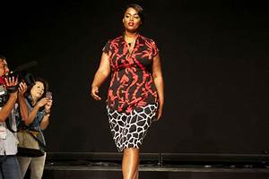 Fashion first when plus-size styles hit runway | Al ...