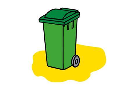 poubelle de cuisine verte poubelle de cuisine verte plastique vert l