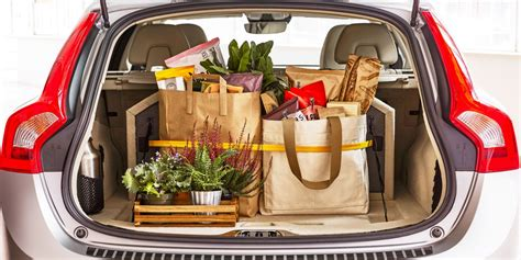 Car Trunk Organizers And Tips