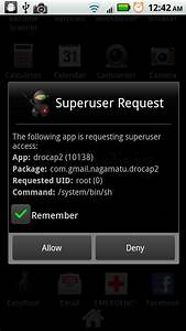 Droid2 Rooting Method Works For Droidx Running Froyo