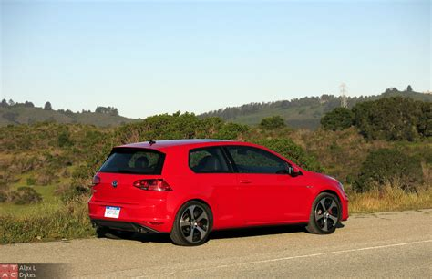 2015 Vw Gti 2door Interior004  The Truth About Cars