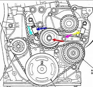 Timing Belt 94 Honda Accord