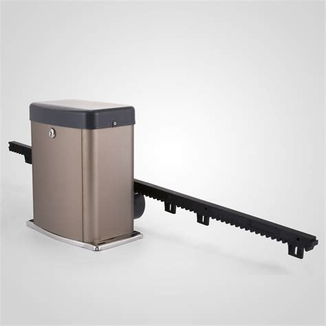 sliding gate opener solar powered automatic solar sliding gate opener operator 330kg