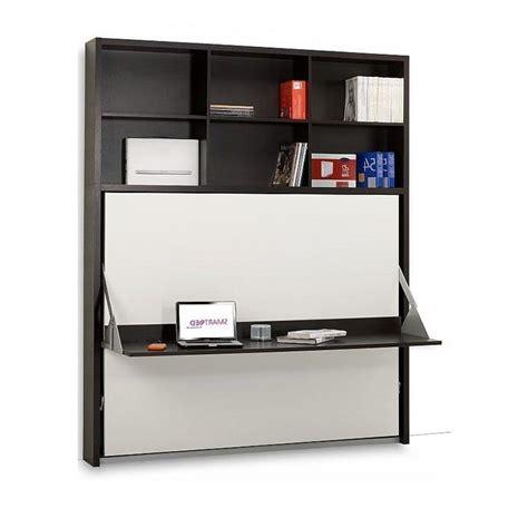 lit escamotable bureau int r armoire lit escamotable combiné bureau au meilleur prix