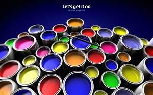 Color Paints Wallpapers