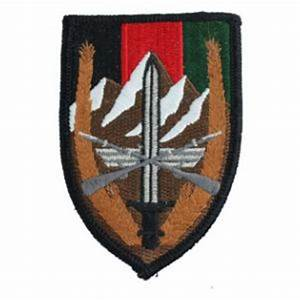 Combined Security Transition Command Afghanistan Patch ...