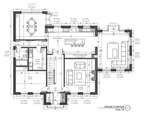 How To Design Home Layout by House Layout Design Oranmore Galway Project Gallery Walk