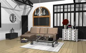 Images De Plans 2d De Maison Et Captures Du Rendu En 3d