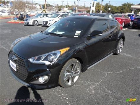 nissan veloster black 2014 hyundai veloster turbo in ultra black 190117