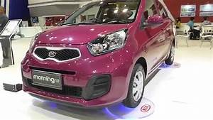 Iims 2014  Kia Morning 1 0  Exterior  U0026 Interior  View