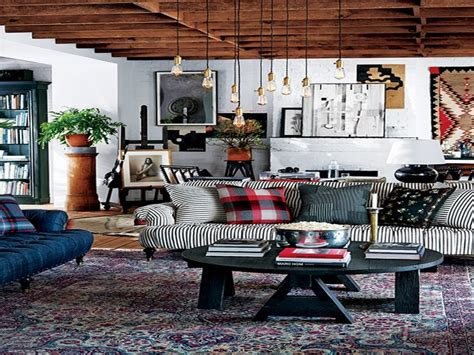 decorating bohemian style ralph lauren home west village