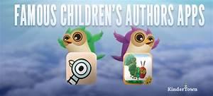 Famous Children's Authors Apps – Kindertown