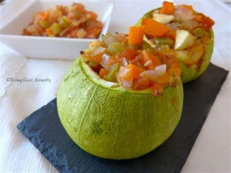 recette cuisine vegane recettes de courgettes farcies de tasting naturally
