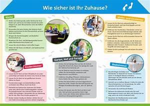 Unfälle Im Haushalt : neuer flyer informiert ber unf lle im haushalt ~ A.2002-acura-tl-radio.info Haus und Dekorationen
