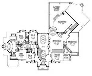 master bedroom floorplans versailles 4525 9 bedrooms and 8 baths the house designers
