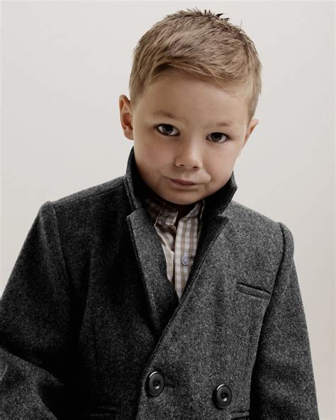Small Hairstyles For Boys by Haircut For My Boy When He Gets More Hair That Is