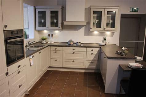 Moderne Nobilia Landhausküche In Lack, Sand Matt … Küche