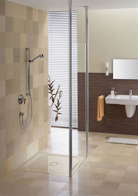 ebenerdige dusche   attraktiven modernen badezimmern