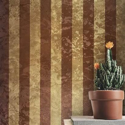 Bronze Portofino Wallcoveringsmart Stripe Cooper Striped Selecta