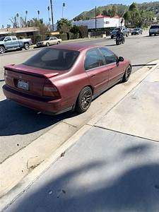 1994 Honda Accord Manual F23a Swapped For Sale In Chino