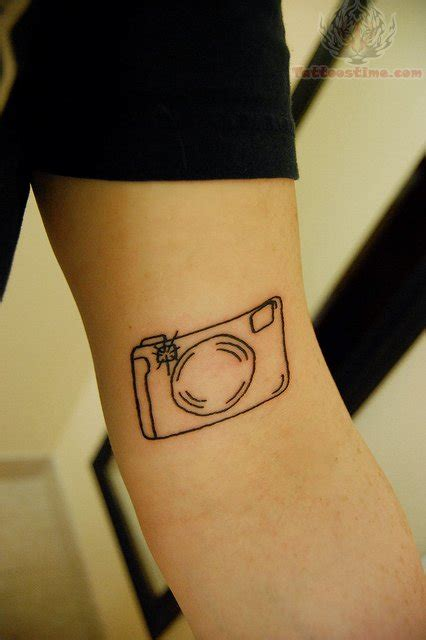 camera tattoo images designs