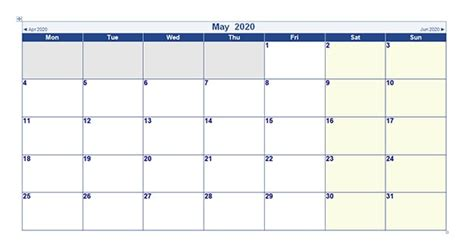 editable   calendar word  calendar