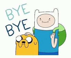 PPKK08 Bye Bye GIF - PPKK08 ByeBye AdventureTime ...