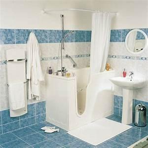 baignoire a porte buckingham douche modul39eau With porte d entrée alu avec baignoire pour petite salle de bain
