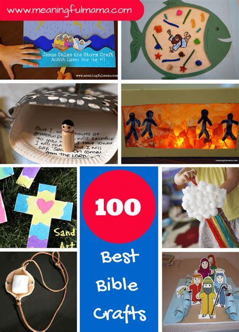 bible school craft ideas 100 best bible crafts and activities for 3446