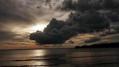Rain Storm Desktop Clouds