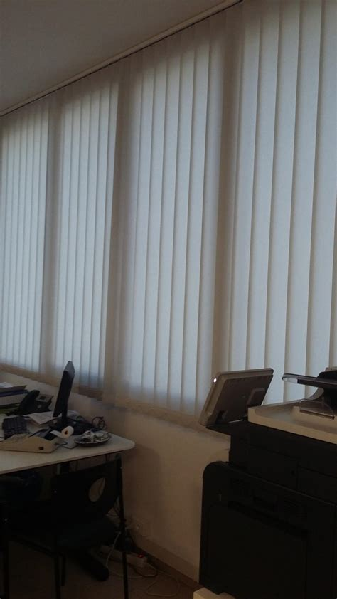 tende da ufficio verticali tende per interni su misura e senza intermediari gani tende