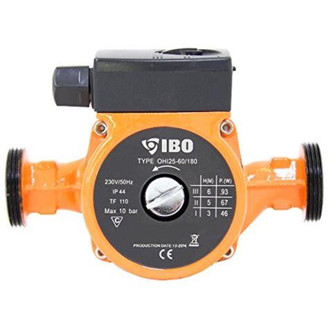 heizung für pool umw 195 164 lzpumpe heizungspumpe ibo 25 60 180 pumpe warmwasser